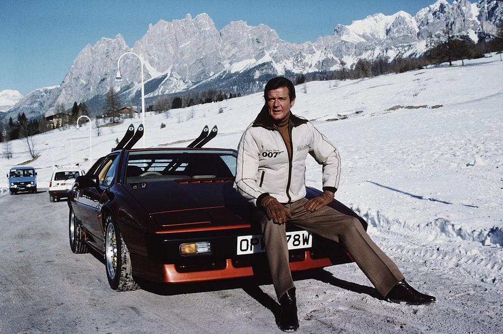 Roger Moore Fand Seine James Bond Filme übrigens Ziemlich Blöd