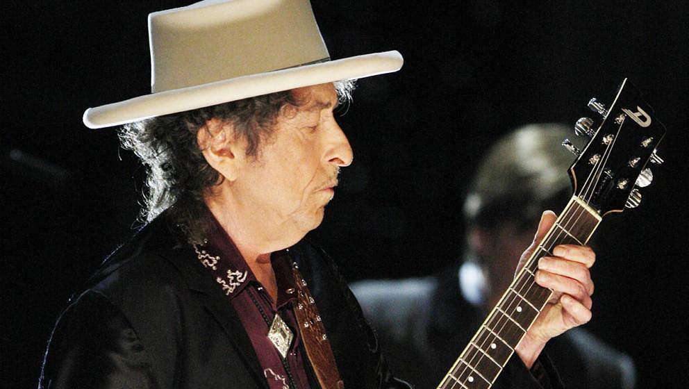 Der Hut steht ihm gut: Bob Dylan feiert heute Geburtstag