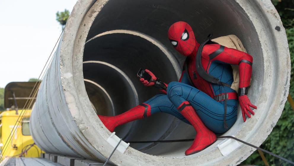 Tom Holland ist der neue Spider-Man.