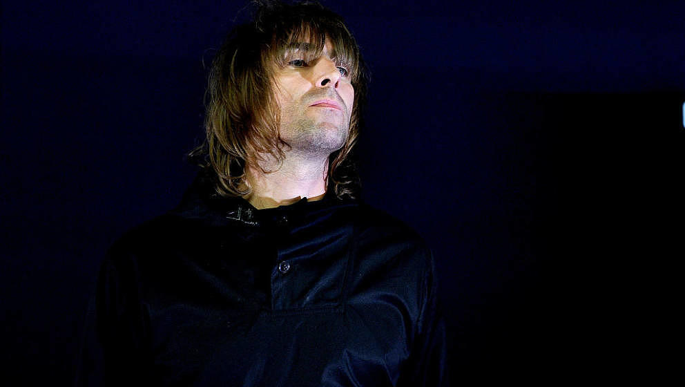 Liam Gallagher, hier im Oktober 2016 in Manchester