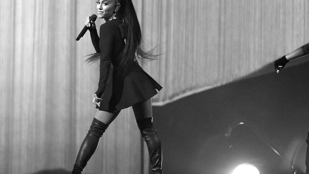 Ariana Grande live in New York am 23. Februar 2017