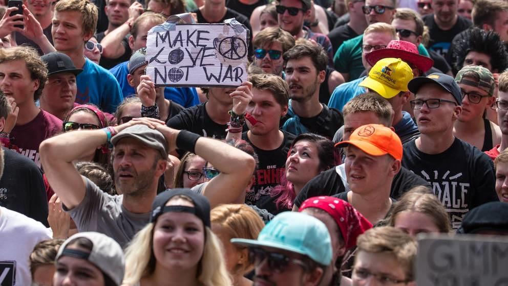 Fans bei Rock am Ring