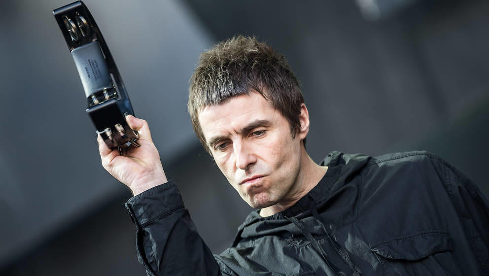 Liam Gallagher @ Rock im Park 2017, 4.6.2017