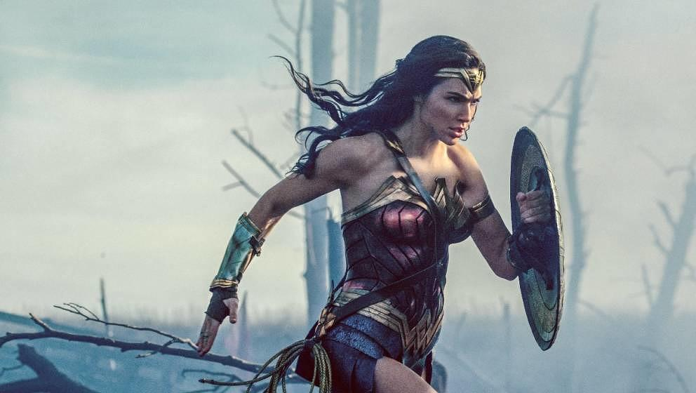 Gals Gadot als Wonder Woman