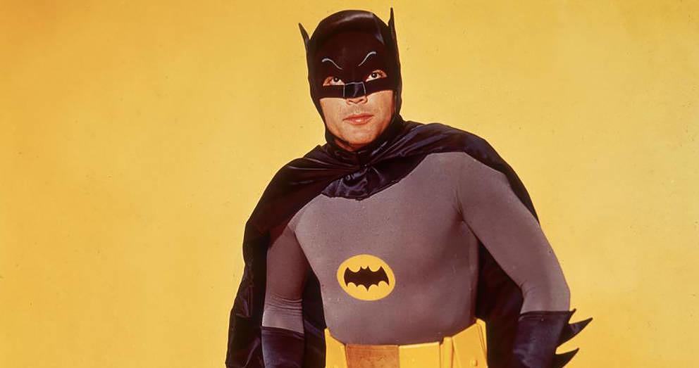 Adam West als Batman