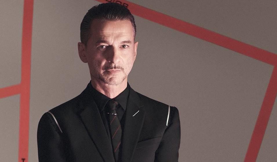Dave Gahan für Dior