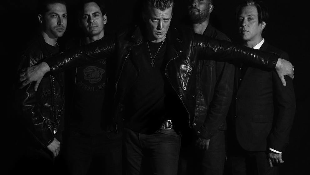 Queens Of The Stone Age 2017