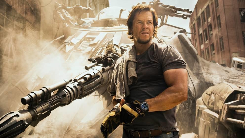 Mark Wahlberg auf der Suche nach Transformers