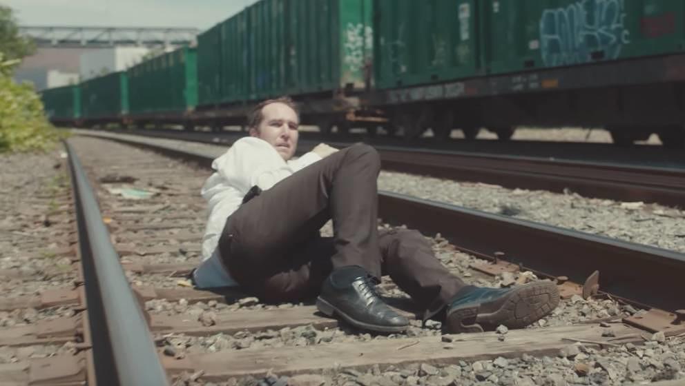 "Radioheads ""Man Of War"" - Szene aus dem neuen Video"