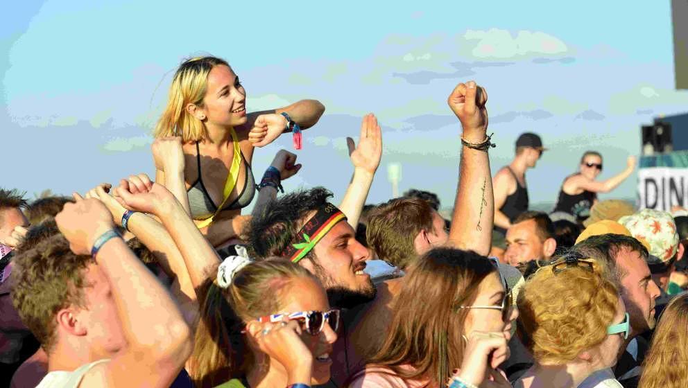 Fans bei Rancid