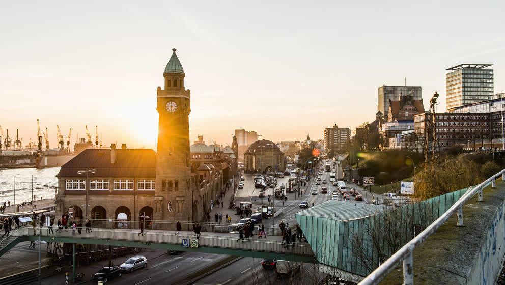 Für nicht wenige Menschen und Studien die lebens- und liebenswerteste Stadt Deutschlands: Hamburg