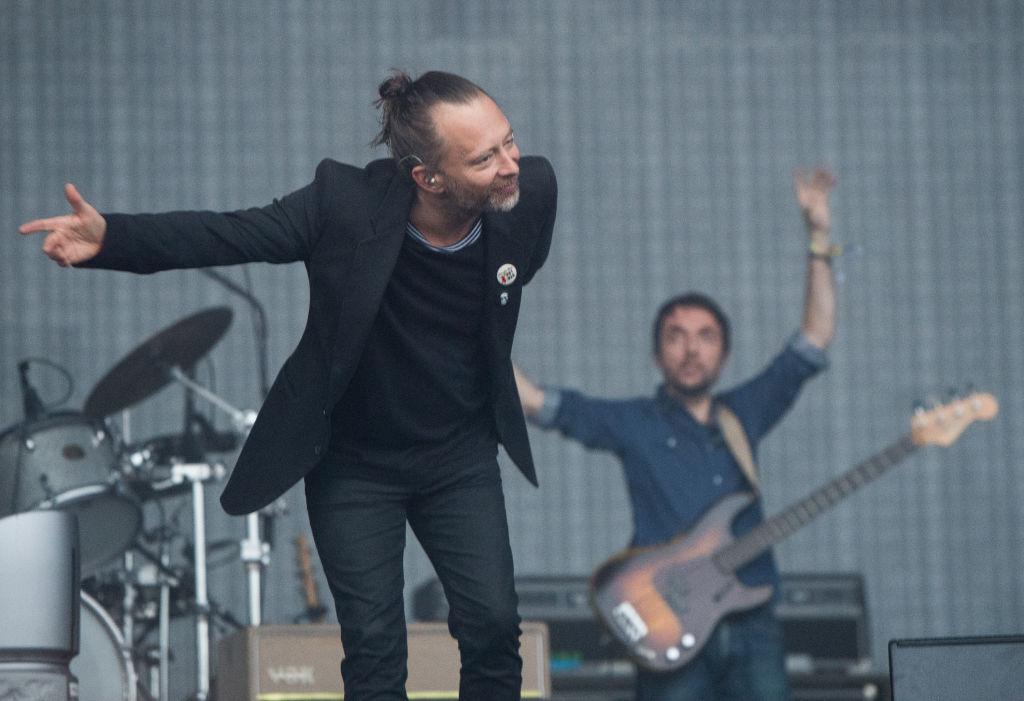Radiohead eröffnen ein umfangreiches...