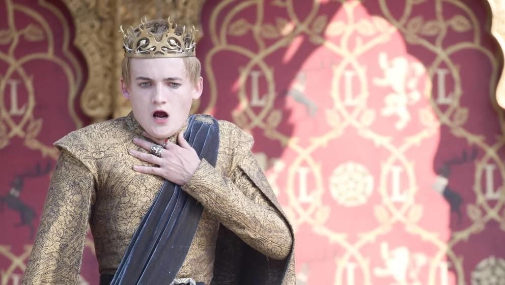 Und die Zuschauer jubelten: Joffrey stirbt zu Beginn der 4. Staffel.