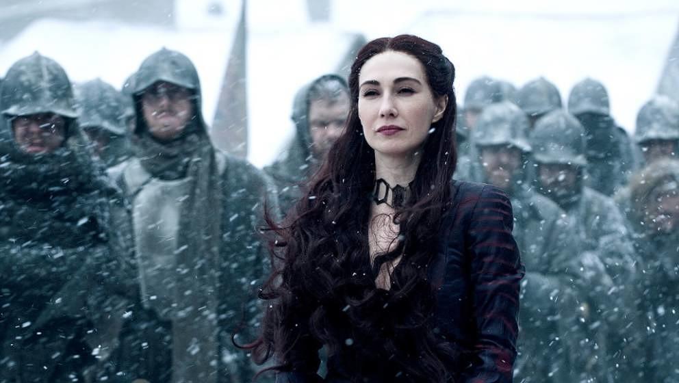 Melisandre hat in der 5. Staffel nur schlechte Ideen.