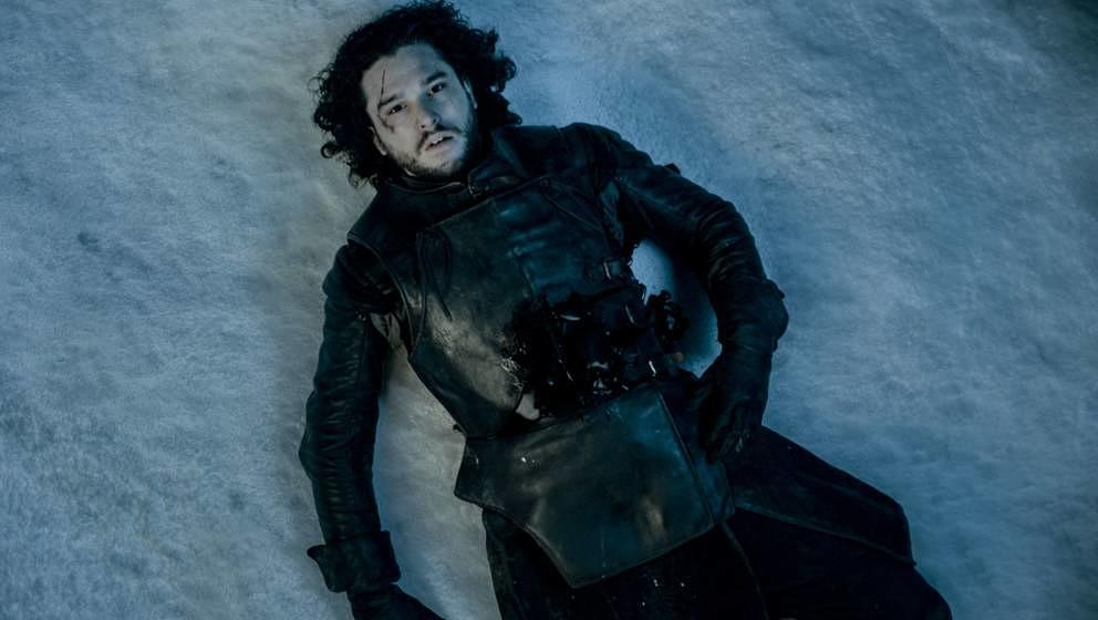 "Kit Harrington in ""Game of Thrones""."