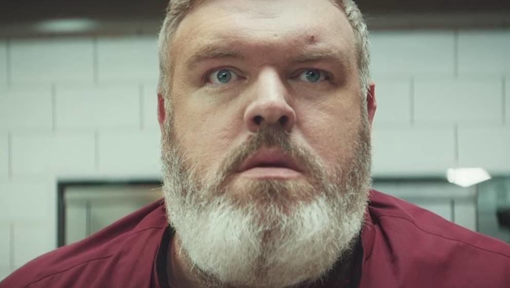 """""""Lunchtime is coming"""": Kristian """"Hodor"""" Nairns in einem Werbeclip für eine Fast-Food-Kette"""