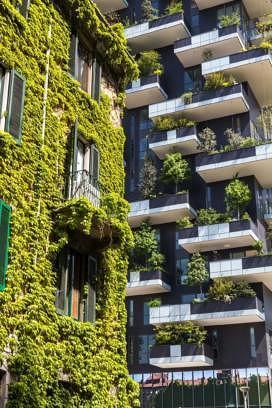 Bosco Verticale, Mailand
