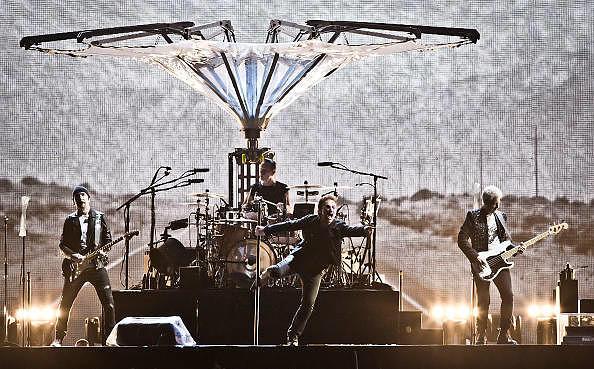 Der Verkauf Beginnt Tickets Für Die U2 Experience Innocence Tour