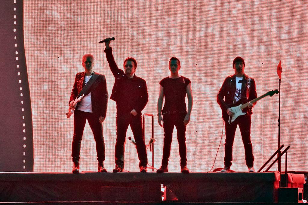 U2 Die Termine Der Experience Innocence Tour 2018 Im überblick
