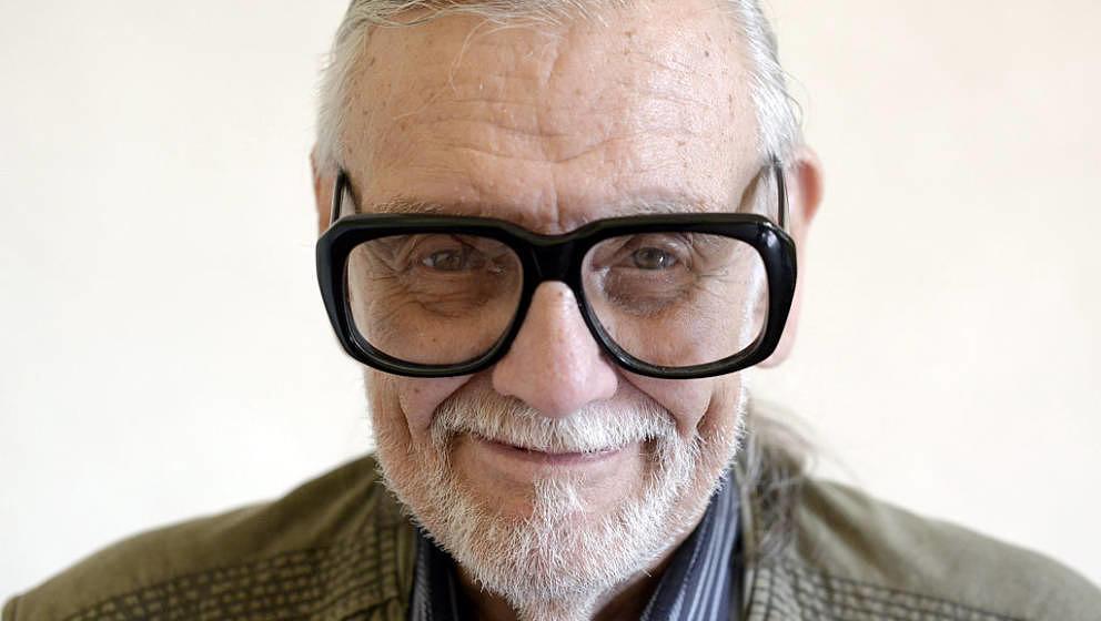George A. Romero im Jahr 2016