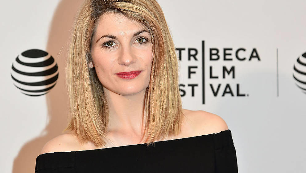 NEW YORK, NY - APRIL 17:  Actress Jodie Whittaker attends the 'Adult Life Skills' Premiere during the 2016 Tribeca Film Festi