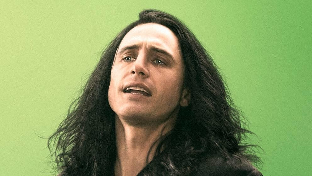 James Franco als Tommy Wiseau