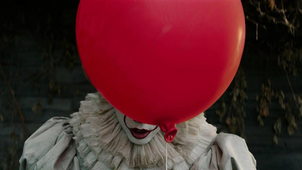 Clown Pennywise macht wieder Jagd auf Kinder.