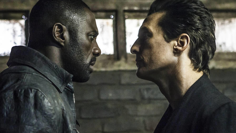 Idris Elba und Matthew McConaughey