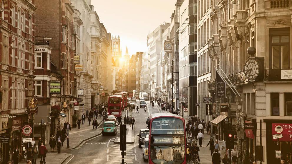 Ein Guide, der dem Reisenden einen anderen Blick auf Städte wie London und Paris verschaffen soll, ist Virginia Durans Projekt.