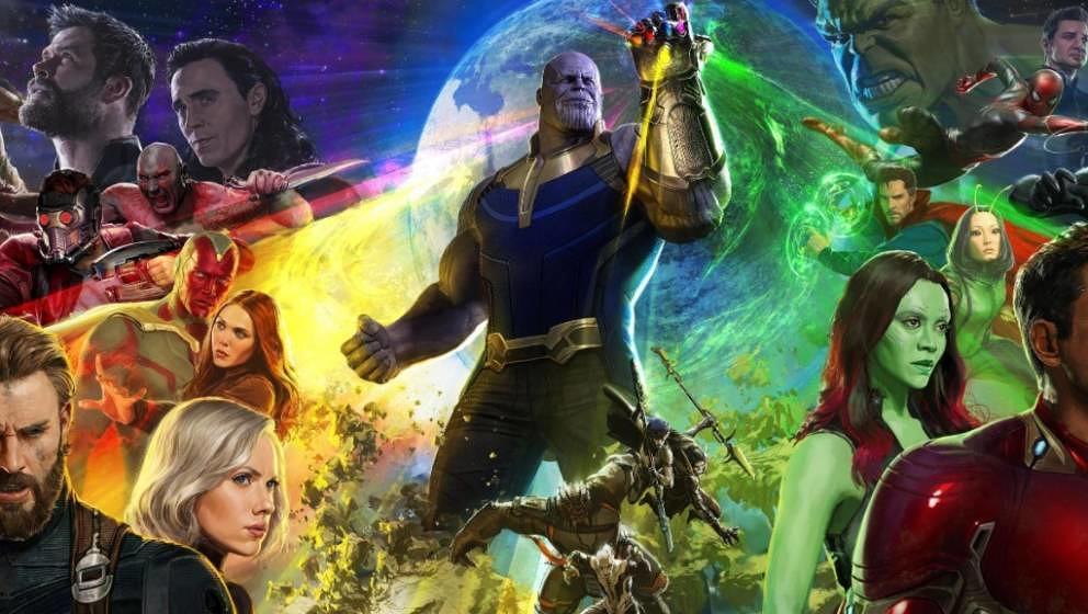 """Thanos wird der Big Bad im """"Infinity War"""""""