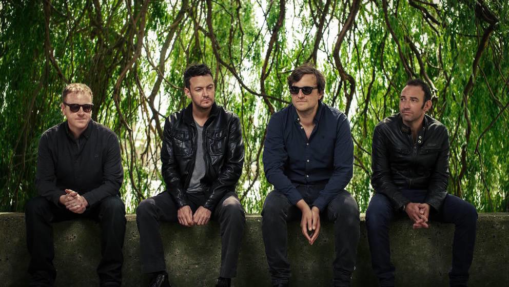 Bringen nach acht Jahren wieder ein neues Album heraus: Starsailor