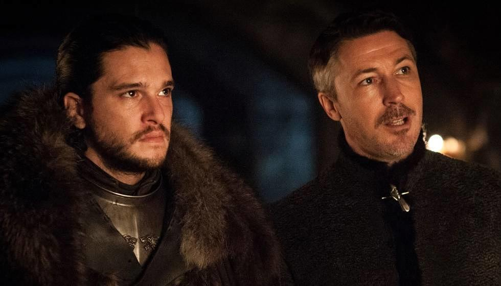 Jon Snow und Littlefinger