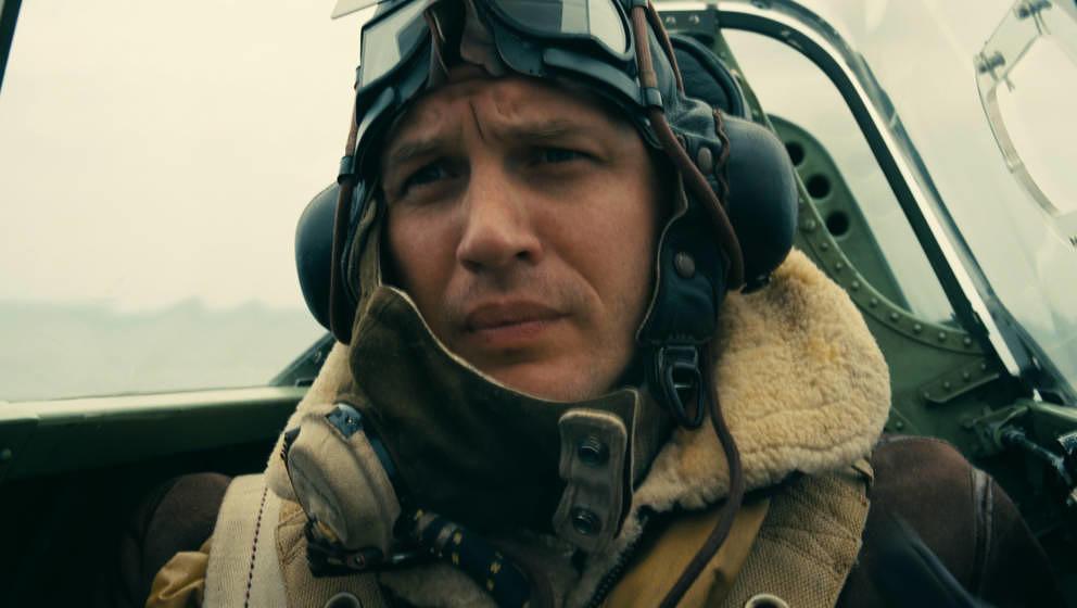 """Tom Hardy in """"Dunkirk"""""""