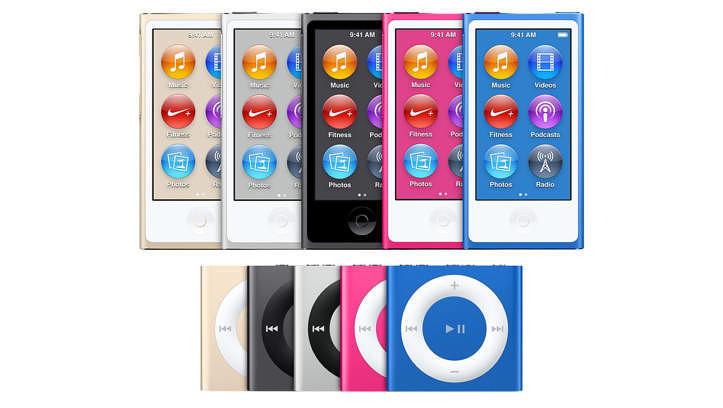 apple beerdigt den ipod aus f r shuffle und nano. Black Bedroom Furniture Sets. Home Design Ideas