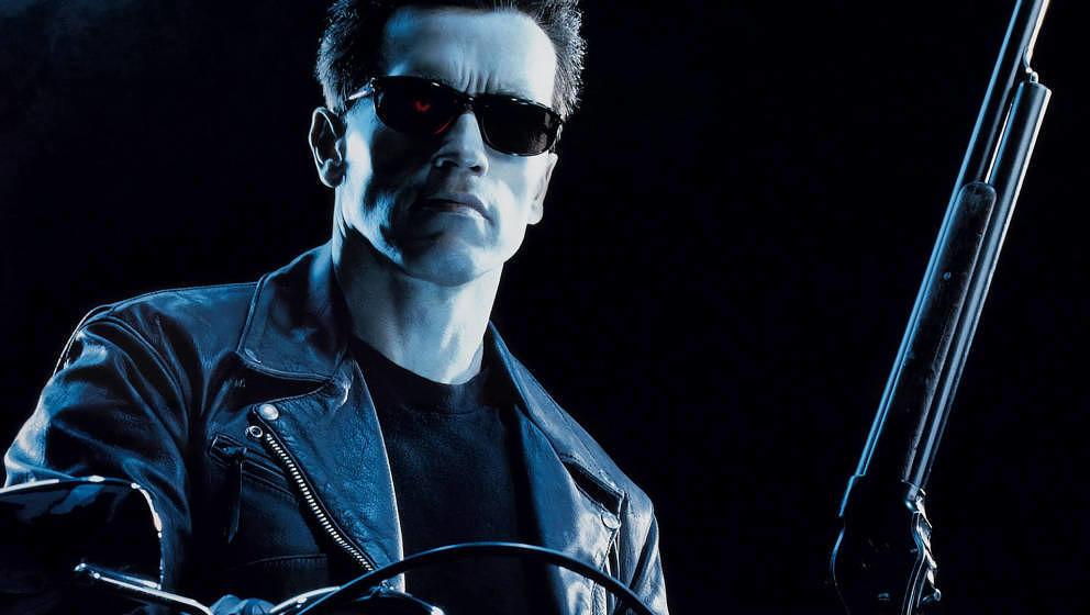Arnold Schwarzenegger in seiner Paraderolle