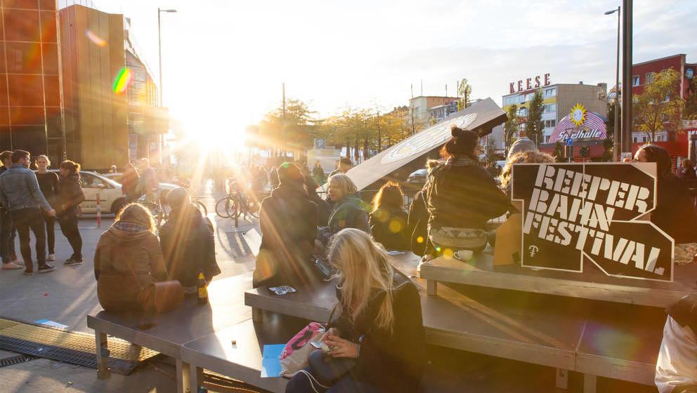 """Canadian Blast"" heißt das Motto beim diesjährigen Reeperbahn Festival"