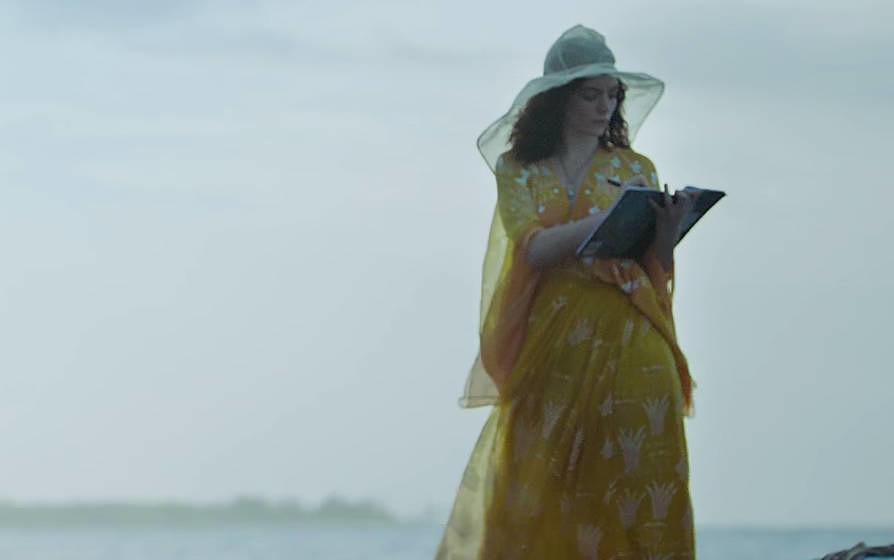 """Perfekte Inszenierung für ihre """"Perfect Places': Lorde in ihrem neuen Video"""