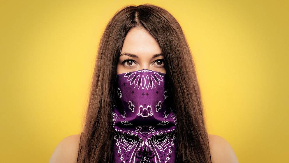 Eine der Acts des Pop-Kultur Festivals in Berlin: die DJ Lenki Balboa, verlegt HipHop, Dancehall, Trap und Reaggae – und li