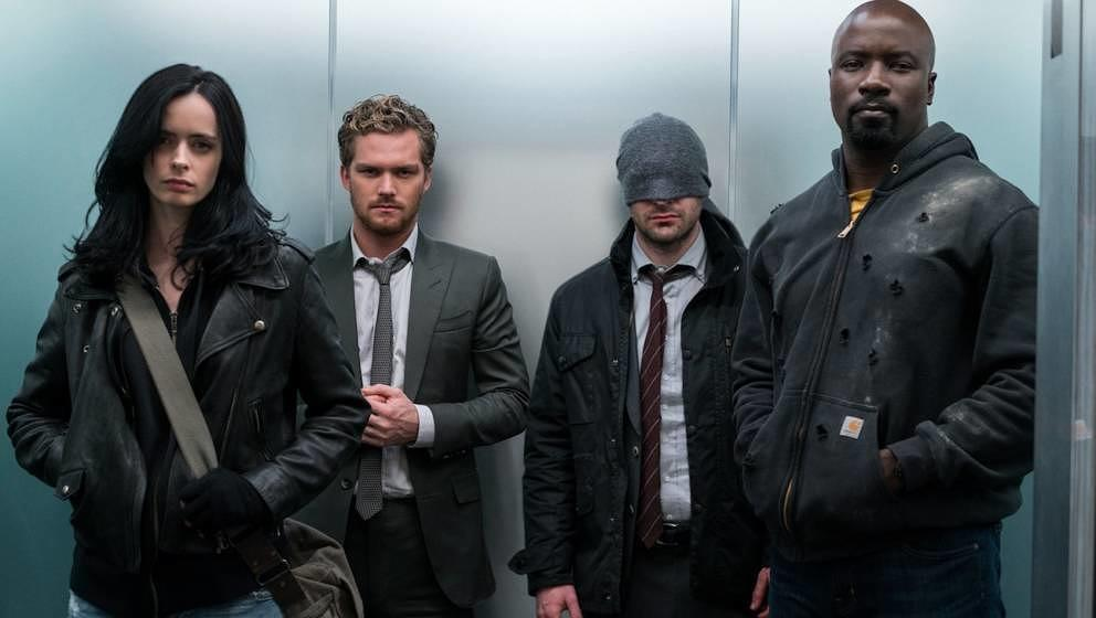 "Vier Helden, eine Serie: ""The Defenders"""