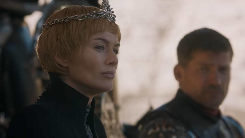Cersei empfängt ihre Feinde.