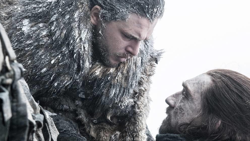 Benjen Stark rettet Jon Snow