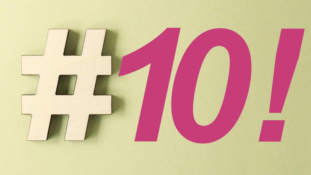 Twitter feiert zehn Jahre Hashtag