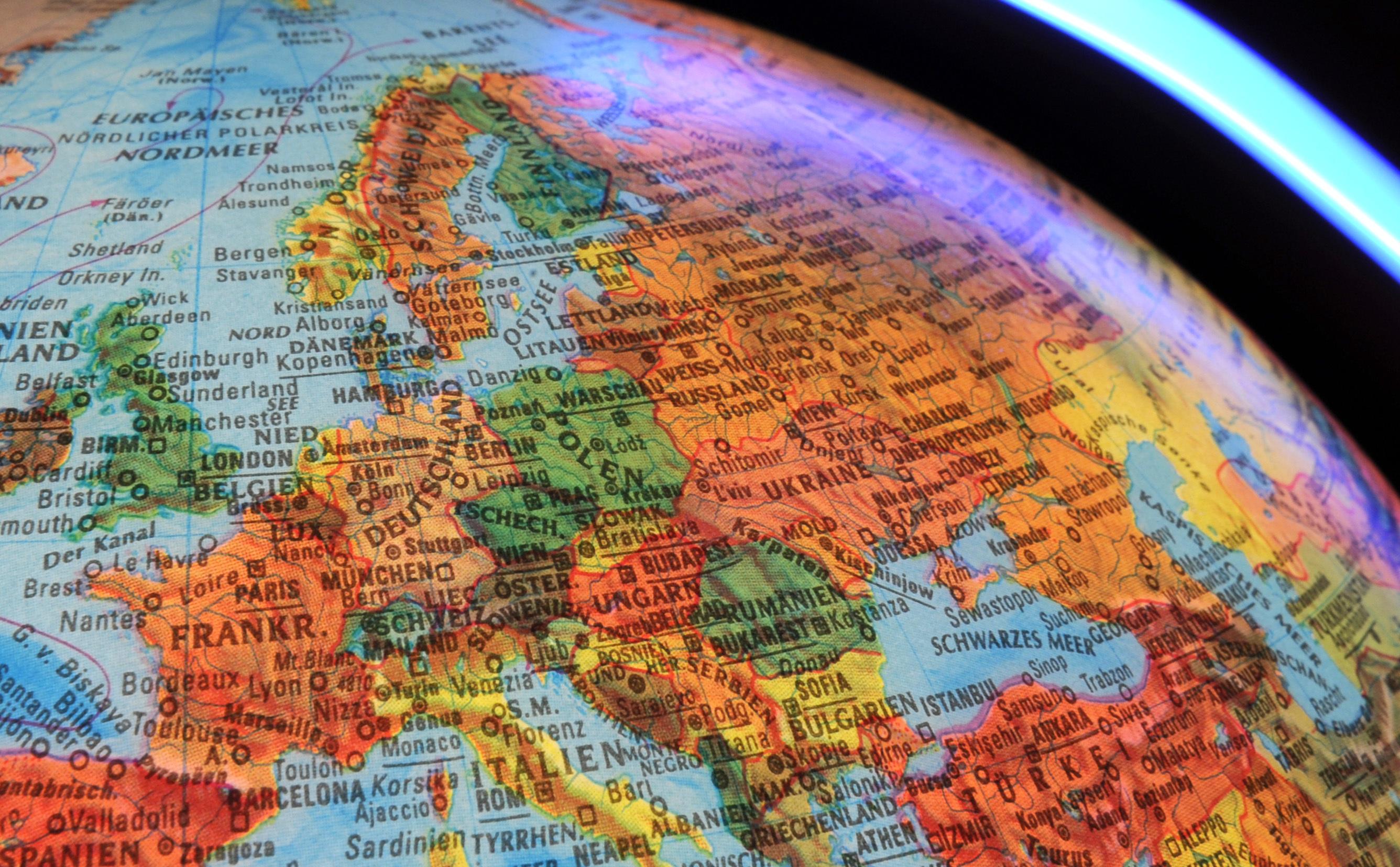 Lander Sehen Gar Nicht So Aus Wie Wir Sie Von Landkarten Kennen