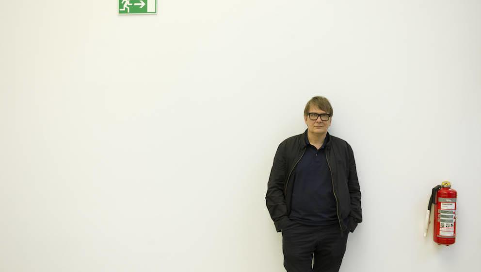 Hat gerade einen neuen Lehmann-Roman veröffentlicht: Sven Regener