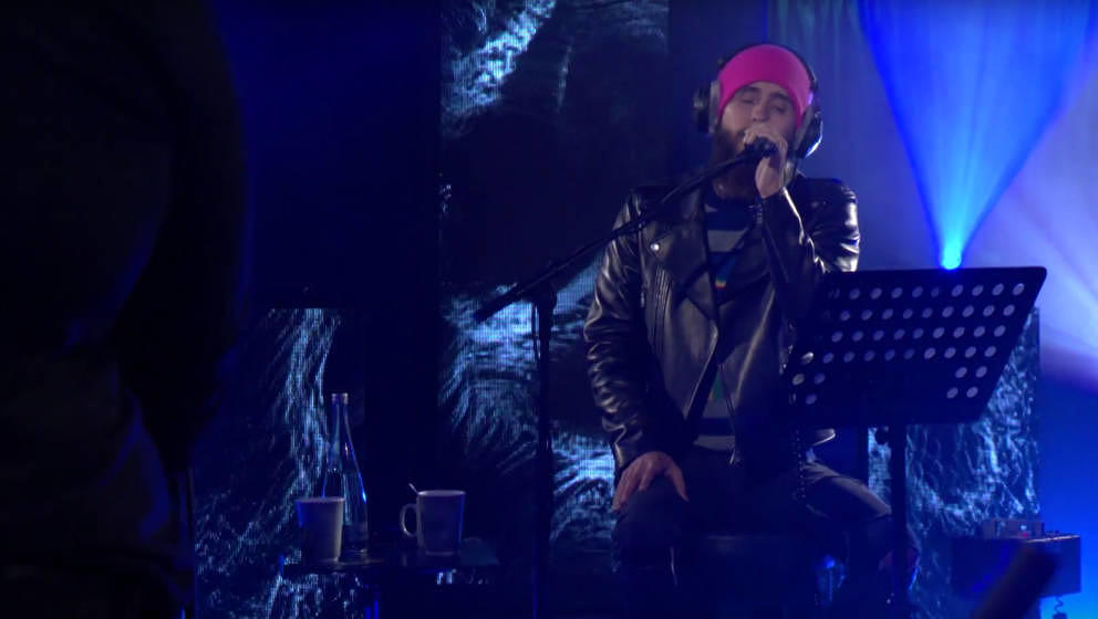 Jered Leto live bei BBC1