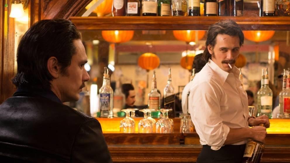 James Franco spielt die Gebrüder Martino.