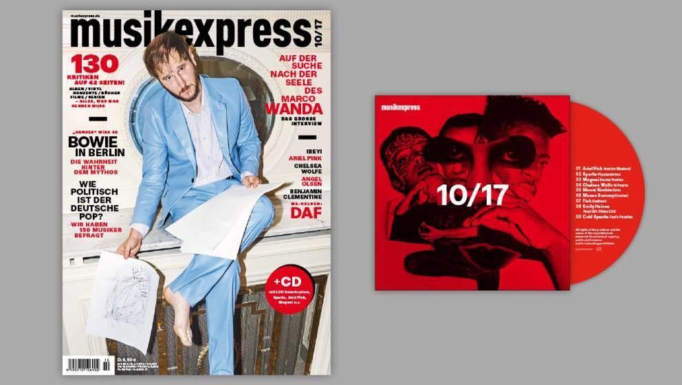 Musikexpress Oktober 2017