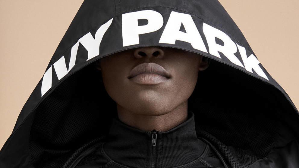 Auch in dieser Saison setzt Ivy Park auf markantes Branding.