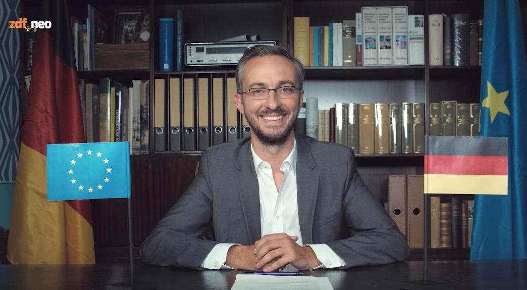 Jan Böhmermann Discord