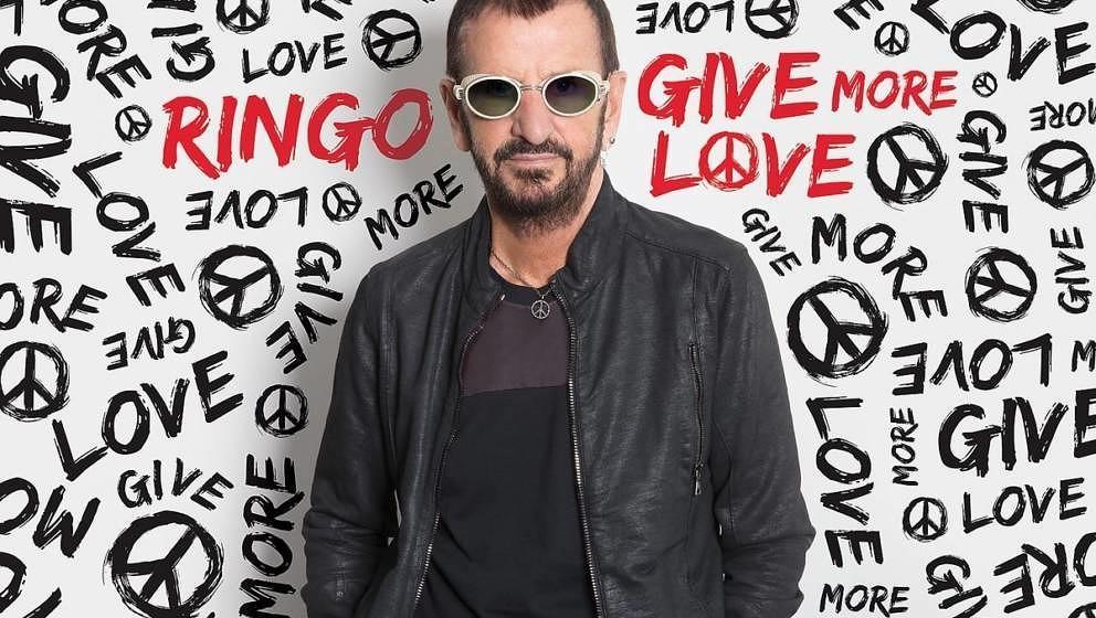 Ringo Starr spielt am 16.06. im Berliner Tempodrom